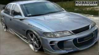VAUXHALL VECTRA B BODY KITS, SPORTS BUMPERS, FENDERS, WINGS, SKIRTS