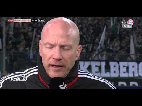 Matthias Sammer zur Vertragsverlängerung von Toni Kroos - HD / 24.1.2014
