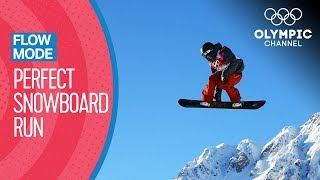 Lack of Snow Doesn't Stop The Perfect Snowboard Run ft. Torgeir Bergrem | Flow Mode