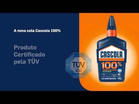 Cascola 100% (original alemão + vídeo adaptado Brasil)