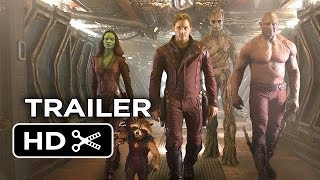 [Guardians of the Galaxy TRAILER 2 (2014) - Chris Pratt Marve...] Video