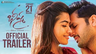 Bheeshma Theatrical Trailer