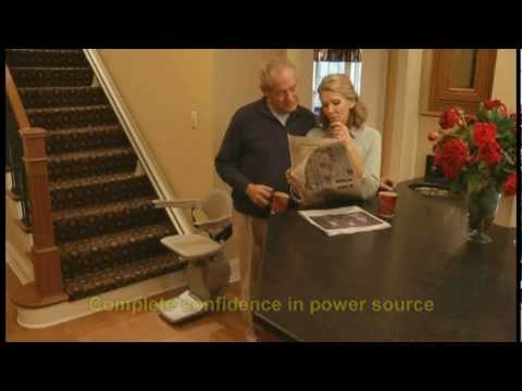 Bruno Elan Stair Lift by Accessible Systems.avi