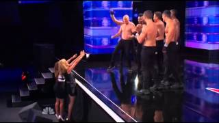 America's Got Talent 2014 Auditions Rock Hard Revue