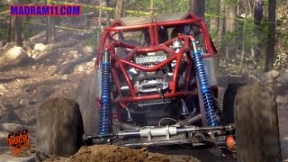 PRO ROCK RACE SERIES ROCK BOUNCER RACE AT ADVENTURE OFFROAD. MadRam11 Багги Видео. Buggy Video.