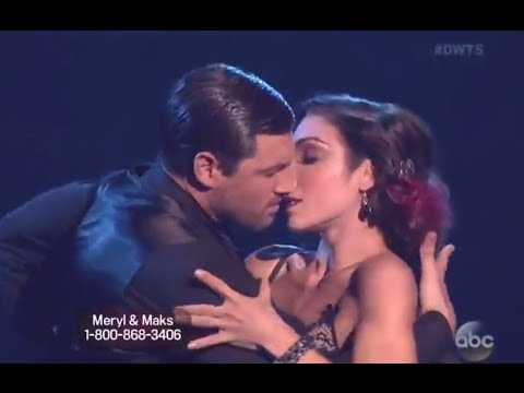 DWTS 18 WEEK 6 THE BEST : Meryl Davis and Maks - Tango -  Episode 6 (April 21st)