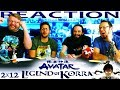Legend of Korra 2x12 REACTION Harmonic Convergence