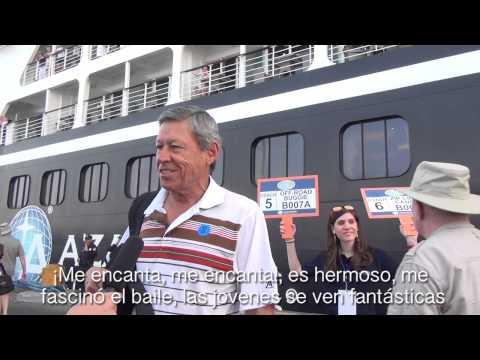 Crucero Azamara Quest-1/03/2014