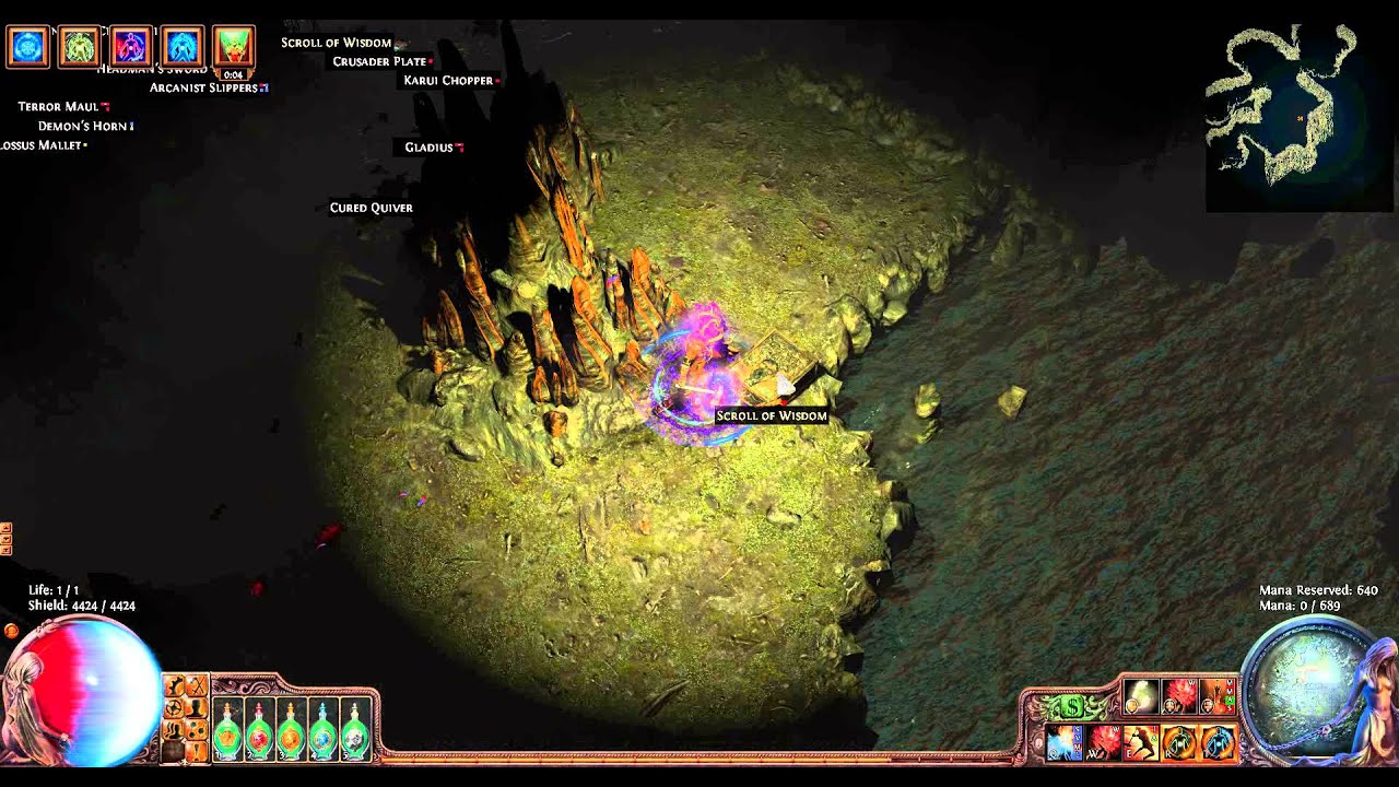 how to get soul taker path of exile