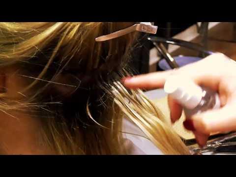 "Remi Cachet Double Drawn Italian Keratin Nail Tip Hair Extensions 18"""