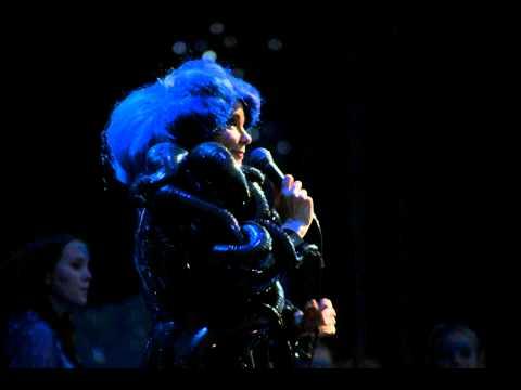Björk - Freedom Pussy Riot ! [Extended] - @ Flow Festival, Helsinki, Finland, (12-08-2012) - [HD]