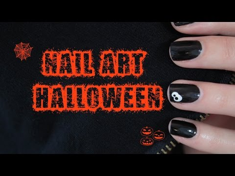 Silly Nail Art pour Halloween