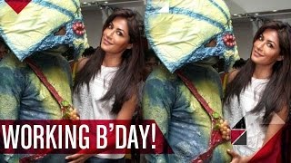 Chitrangda Singh had a BUSY BIRTHDAY