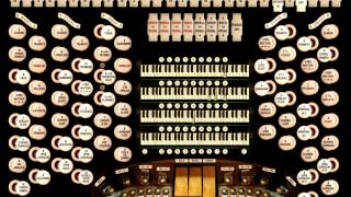 """Chevaliers de Sangreal"" - Hereford Cathedral Virtual Organ"