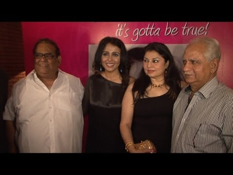 Vikram Bhatt And Ramesh Sippy At Suchitra Krishnamoorthy Book Launch