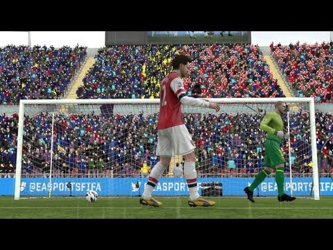 FIFA 13 Online 1vs1 Custom Game