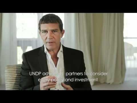 UNDP Goodwill Ambassador Antonio Banderas - RIO +20