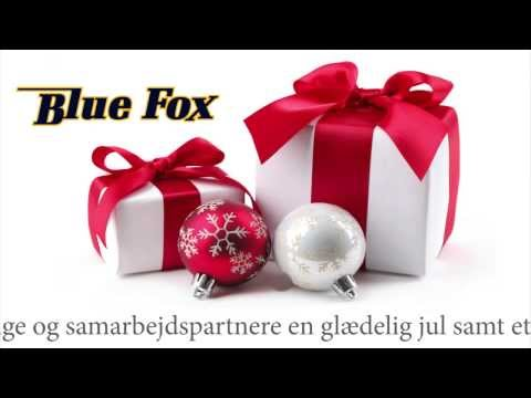 Blue Fox julekort 2013
