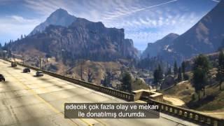 GTA 5 Türkçe Altyazılı Oynanış Videosu