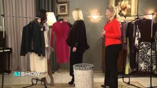 Provocare AISHOW: Valentina Radcenco aruncă lucruri din garderoba gazdelor
