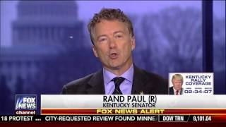 Sen. Rand Paul on Fox News'