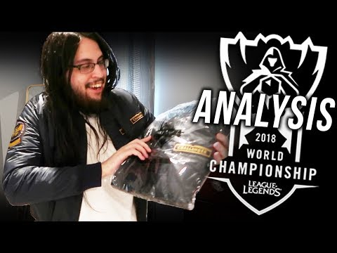 Imaqtpie - CHALLENGER PLAYER'S ANALYSIS OF WORLDS 2018 🏆
