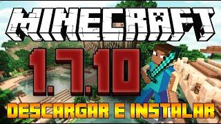Descargar E Instalar Minecraft 1.7.10 Para PC [Pirata