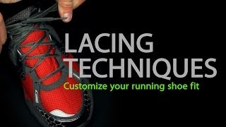 Shoe Lacing Tips And Techniques