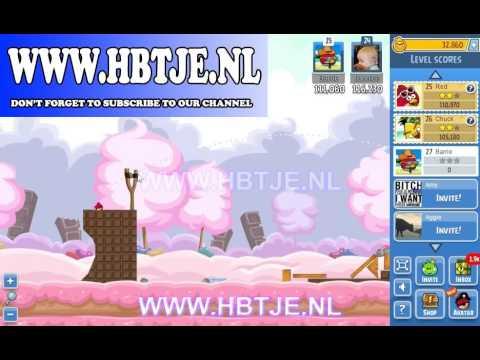 Angry Birds Friends Tournament Level 1 Week 91 (tournament 1) no power-ups