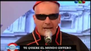 Cumbia Papal- [Peligro Sin Codificar] Cancion Al Papa