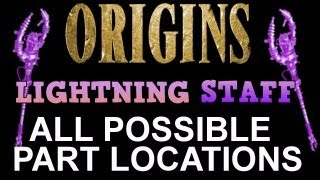 """Origins"" How To Build Purple Lightning Staff ALL PART"