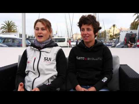 Linda Fahrni & Maja Siegenthaler - Qualified