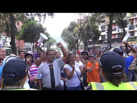 Chavistas rechazan Marcha de las Mujeres 26F
