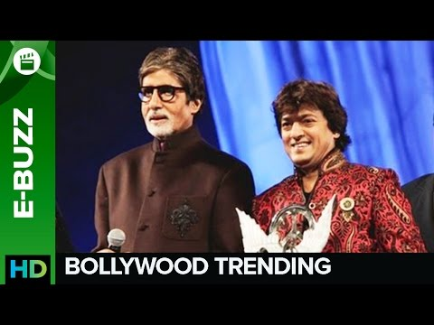 Amitabh Bachchan Sings Live At 'Global Sounds Of Peace' Concert