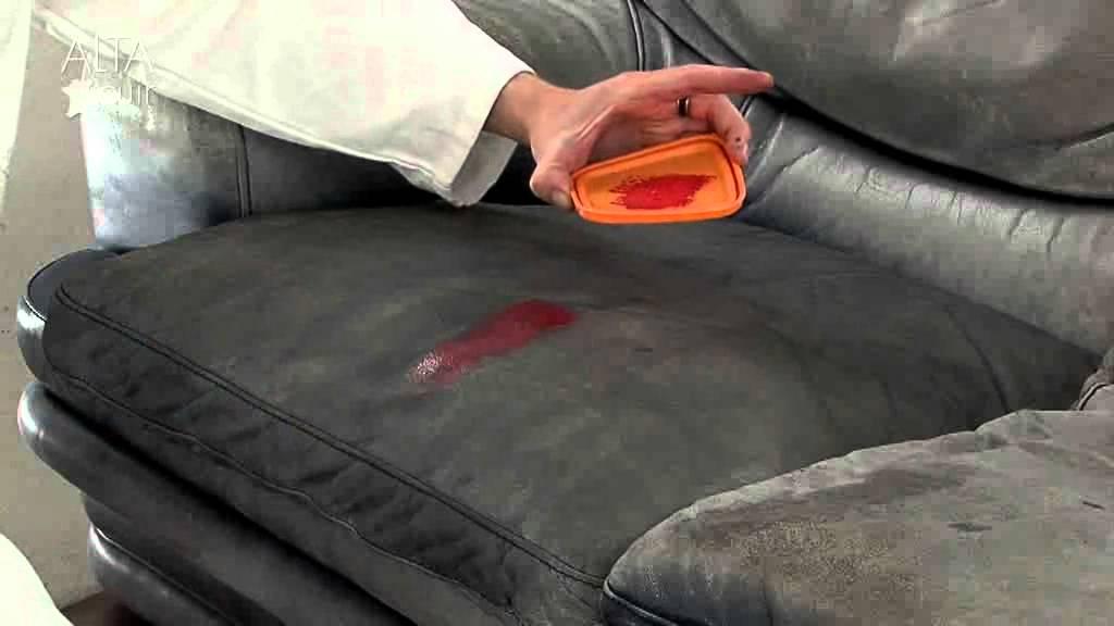 Coloration cuir comment changer la couleur de sonc cuir - Comment changer la couleur d un meuble ...