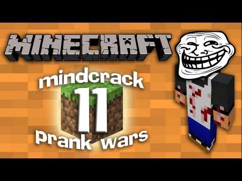 Mindcrack Prank Wars - EP11 - Etho'd