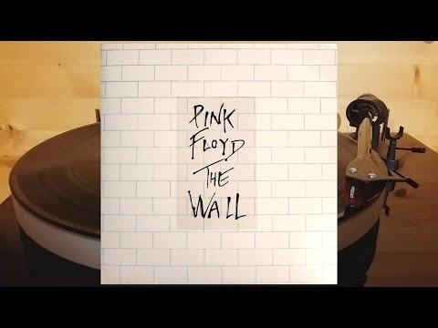Pink Floyd ‎– The Wall - Vinyl - Side 1