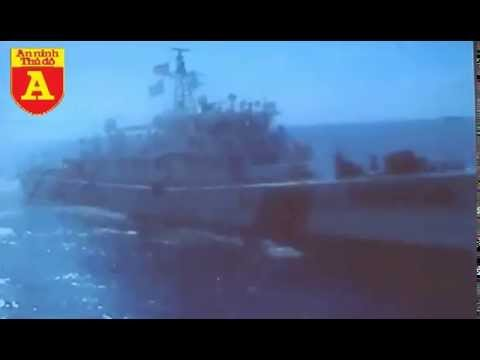 Latest: Coast Guard Vietnam, China clash in South China Sea - published on 7 May 2014 Part 1