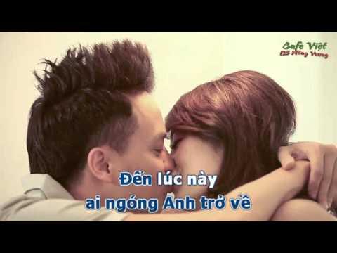Anh sai rồi - Cao Thái Sơn [ Karaoke ] beat