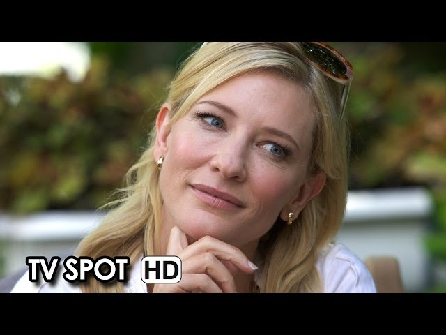Blue Jasmine Spot Tv Italiano 15'' 'Lasciati viziare' (2013) Woody Allen Movie HD