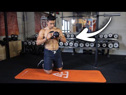 Maigrir et se muscler avec kettlebell ! (5 exercices efficaces)