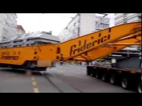 Grandes camiones en el mundo