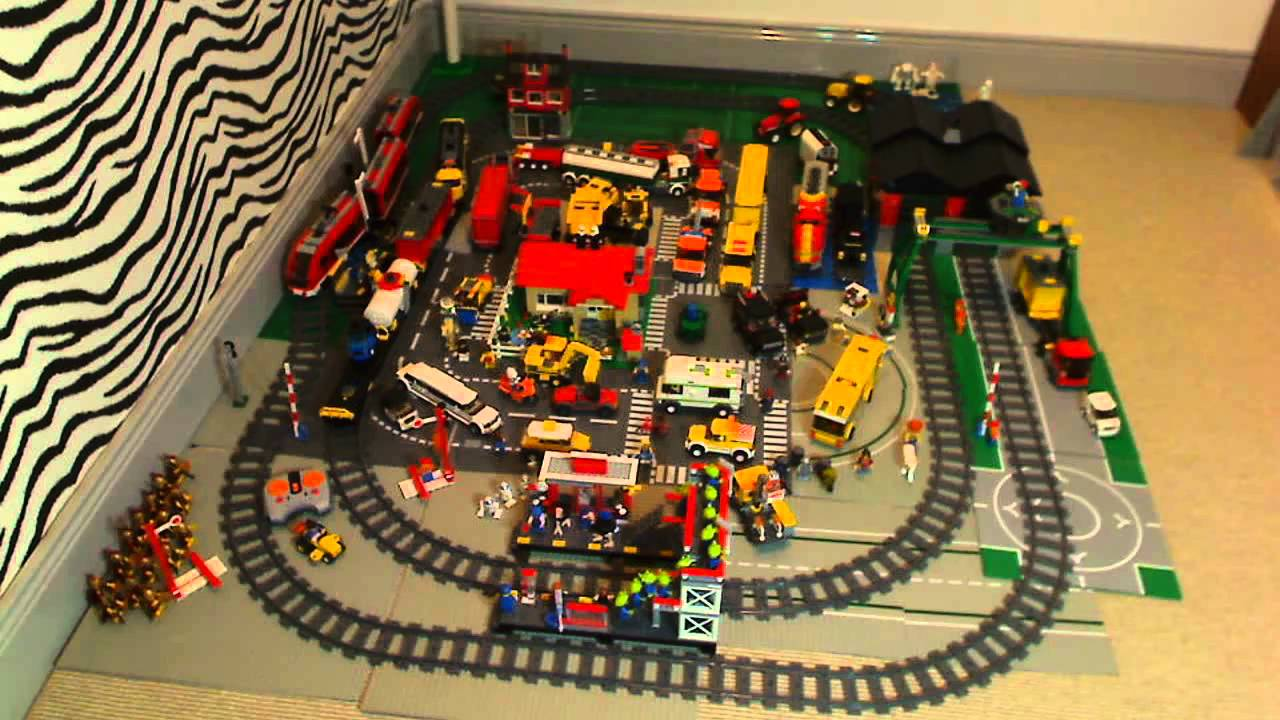 Lego City Trains 2013 Lego City Train Set