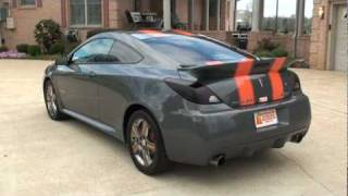 2008 PONTIAC G6 GXP COUPE STREET EDITION FOR SALE SEE WWW SUNSETMILAN COM videos