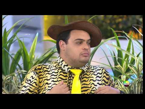 A Praça É Nossa (01/05/14) - Matheus Ceará diz que está desconfiado da esposa