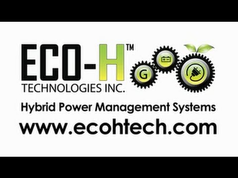 ECO-H™ Hybrid Power Management System