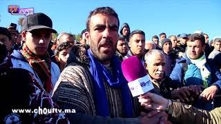 بالفيديو..شهادات صادمة من ساكنة جرادة لحظة فاجعة آبار الموت الذي خلف قتيلين |