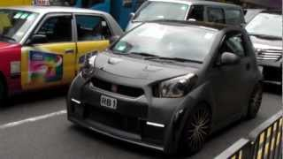 Toyota IQ Super Tuned. Hong Kong