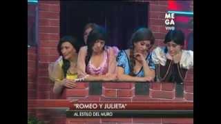 El Muro Presenta Romeo Y Julieta En Morandé Con
