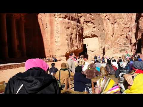 Aman Petra Jordan Dec 13 (Part 8 walk)